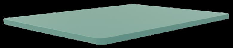 dreamcloud hybrid mattress - quilted foam layer